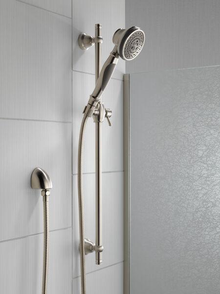 Premium 3-Setting Slide Bar Hand Shower, image 6