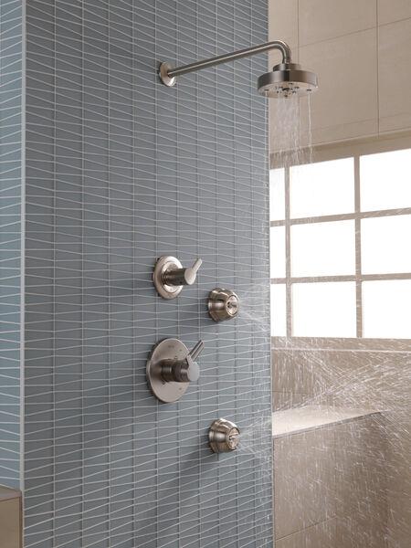 H<sub>2</sub>Okinetic® Single-Setting Raincan Shower Head, image 16