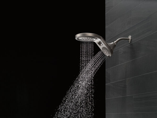 HydroRain® 5-Setting Two-in-One Shower Head, image 38