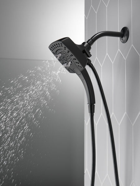 H<sub>2</sub>Okinetic® In2ition® 5-Setting Two-in-One Shower, image 11