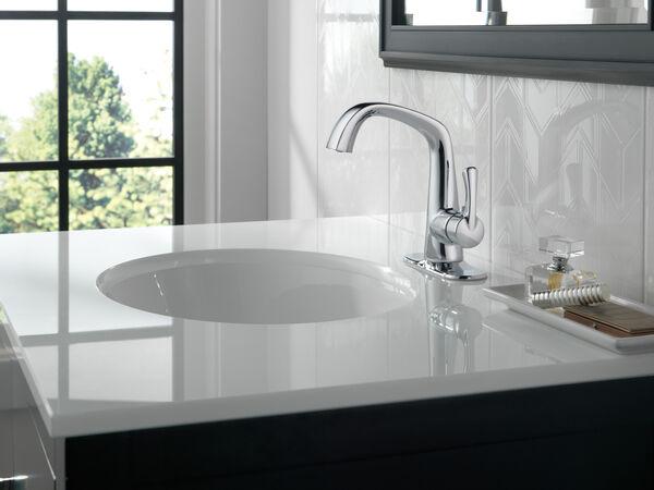 Single Handle Centerset Faucet, image 4