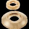 Handle Base, Gasket & Nut - Roman Tub