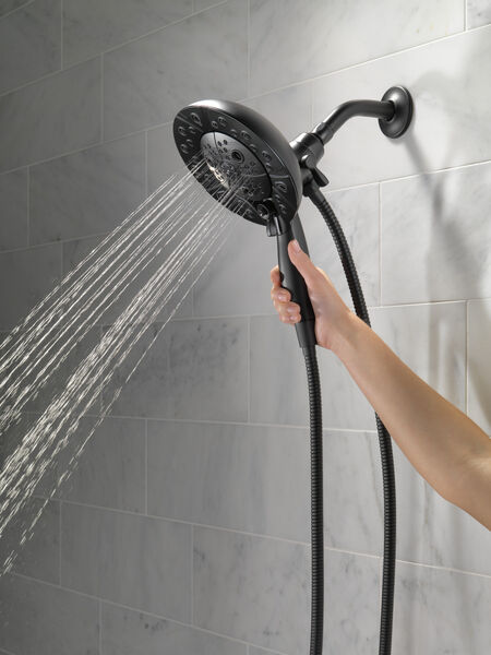 H<sub>2</sub>Okinetic® In2ition® 5-Setting Two-in-One Shower, image 3