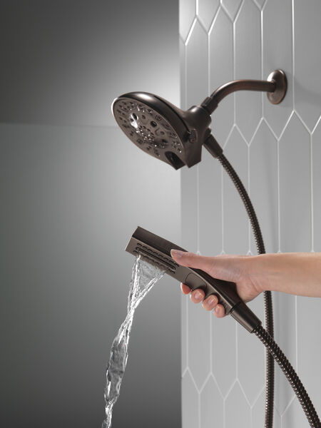 H2Okinetic®In2ition®5-Setting Two-in-One Shower, image 14