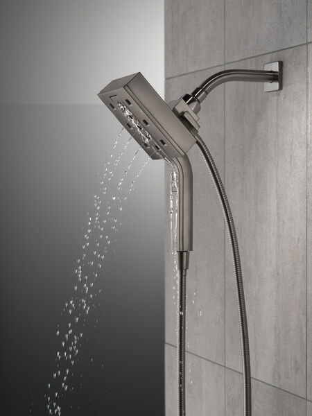H2Okinetic® In2ition® 4-Setting Two-in-One Shower, image 11
