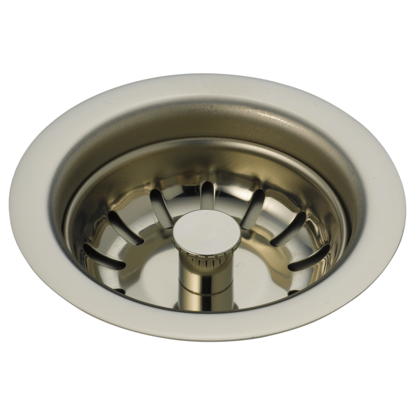 Kitchen Sink Flange and Strainer, image 1