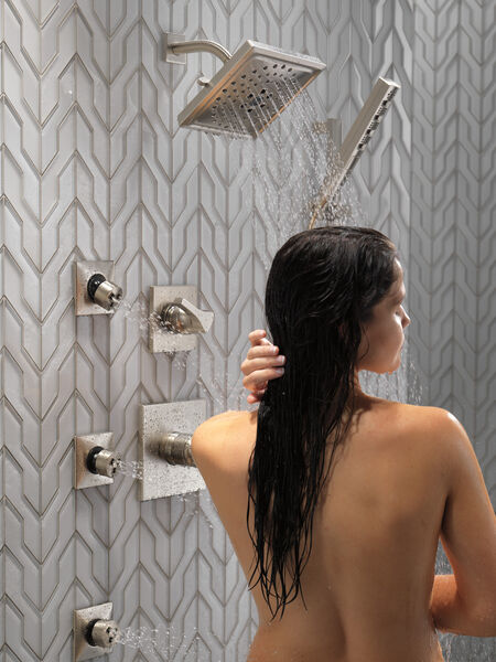 Square Wall Elbow for Hand Shower, image 46