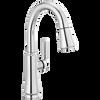 Single Handle Pull Down Bar/Prep Faucet
