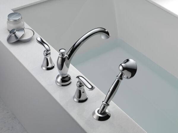 Roman Tub with Hand Shower Trim, image 3