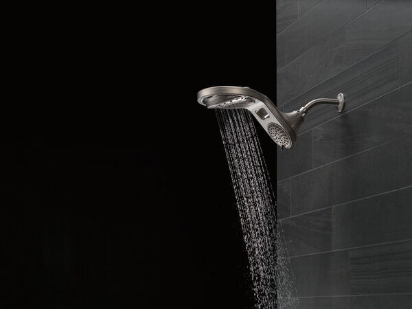 HydroRain® 5-Setting Two-in-One Shower Head, image 37
