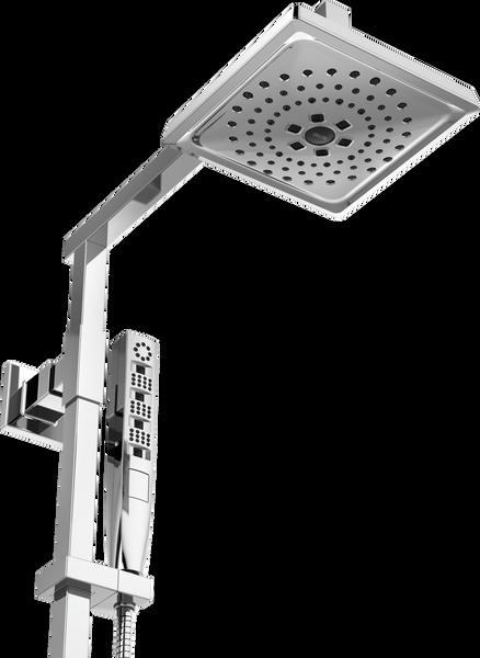 "Shower Column 18"" Angular, image 7"