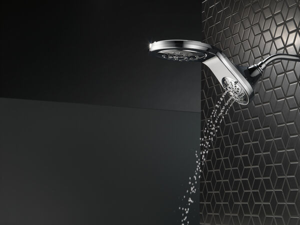 HydroRain® H<sub>2</sub>Okinetic® 5-Setting Two-in-One Shower Head, image 33