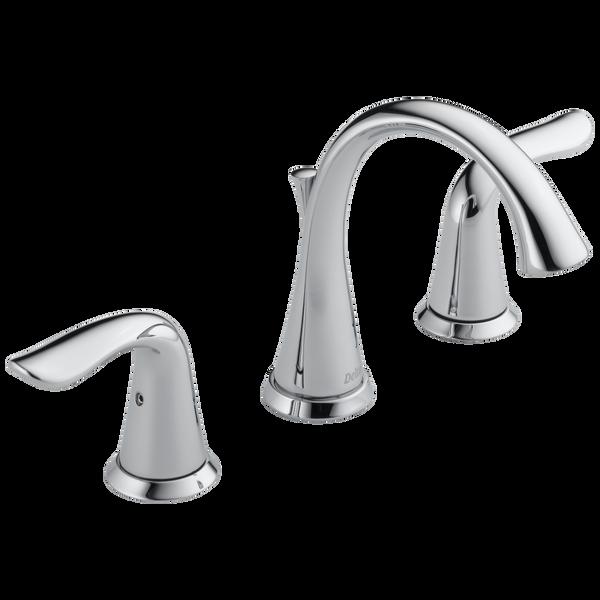 Two Handle Widespread Bathroom Faucet, image 1