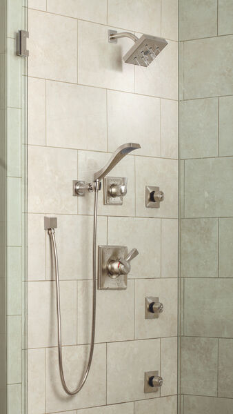 Square Wall Elbow for Hand Shower, image 25