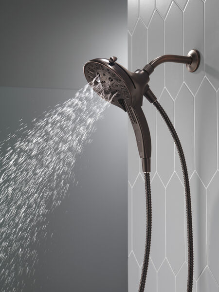 H2Okinetic®In2ition®5-Setting Two-in-One Shower, image 16