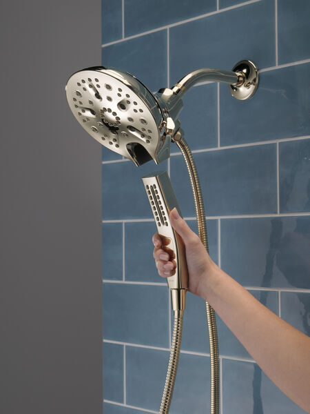 In2ition® H<sub>2</sub>Okinetic® 5-Setting Two-in-One Shower, image 11