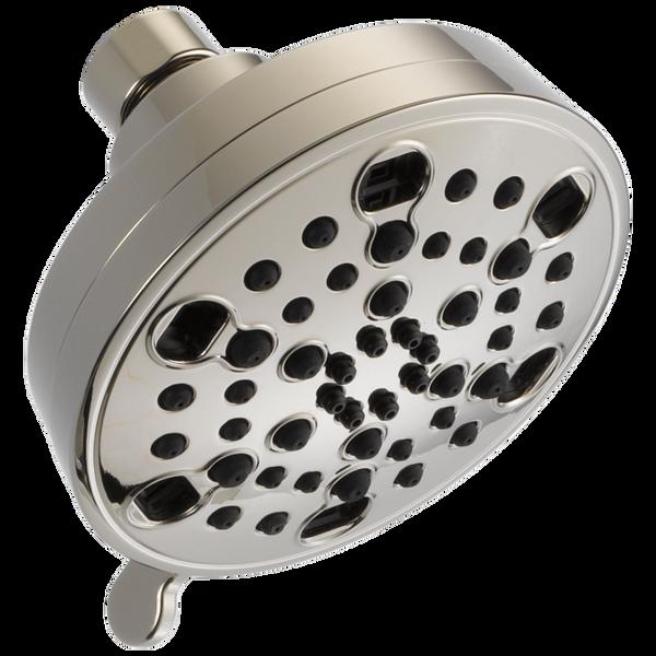 H<sub>2</sub>Okinetic® 5-Setting Contemporary Shower Head, image 1