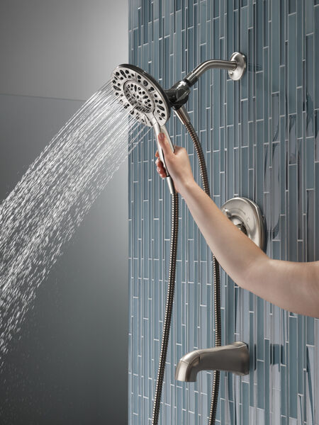 Monitor®14 Series Tub & Shower with In2ition®, image 11