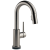 Single Handle Pull-Down Bar/Prep Faucet with Touch