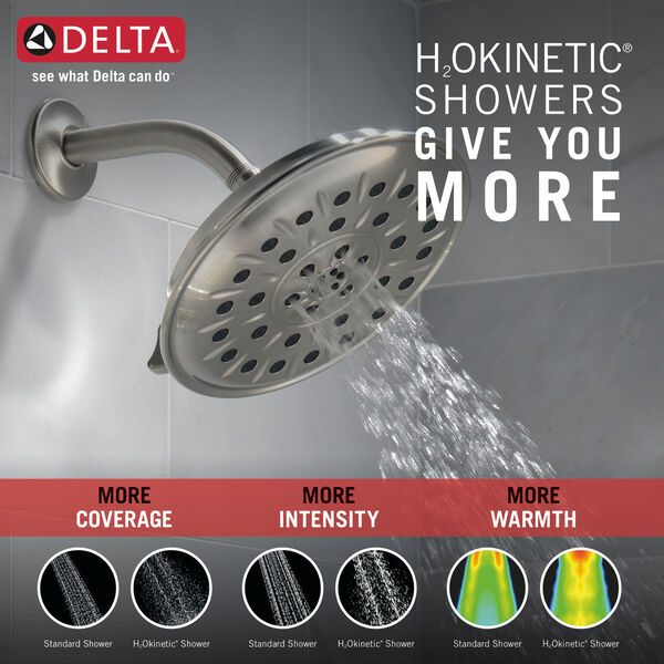 UltraSoak™ 4-Setting Shower Head, image 2