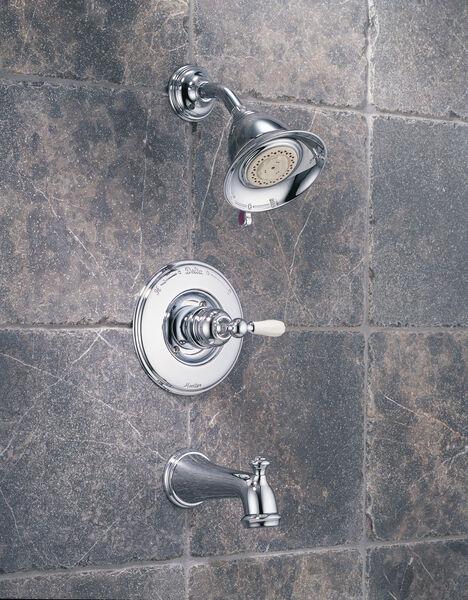 Porcelain Lever Handle Kit - 13 / 14 Series & Floor Mount, image 3