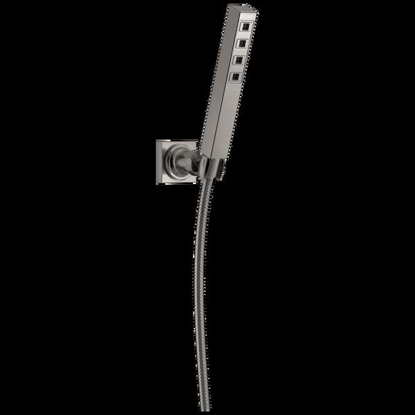 H<sub>2</sub>Okinetic® Single-Setting Adjustable Wall Mount Hand Shower, image 1