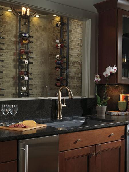 Single Handle Pull-Down Bar / Prep Faucet, image 8