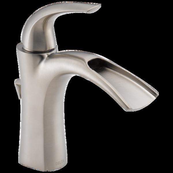 Single Handle Bathroom Faucet 15708lf, Single Handle Bathroom Sink Faucet