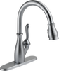 Single Handle Pull-Down Kitchen Faucet with ShieldSpray® Technology