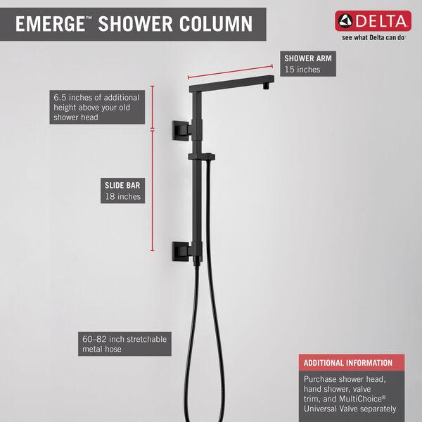 "Shower Column 18"" Angular, image 10"