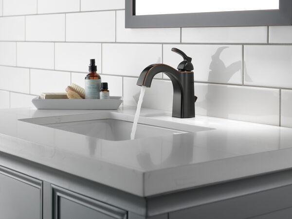 Single Handle Bathroom Faucet, image 5