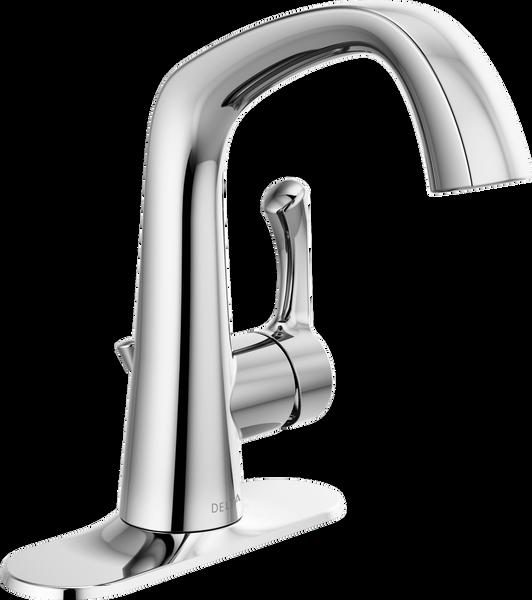 Single Handle Centerset Faucet, image 3