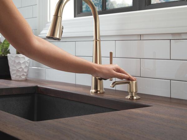 Metal Soap Dispenser, image 2