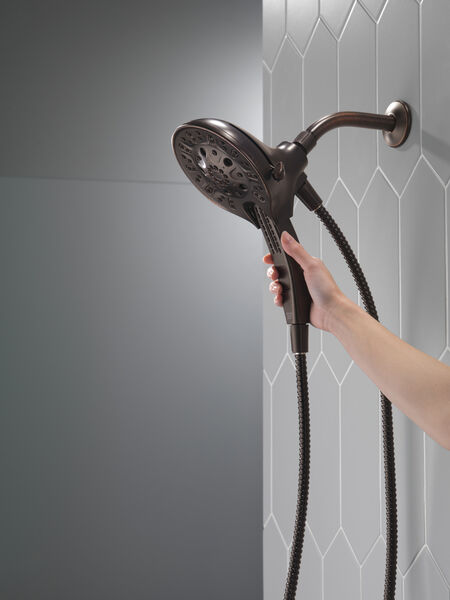 H2Okinetic®In2ition®5-Setting Two-in-One Shower, image 8