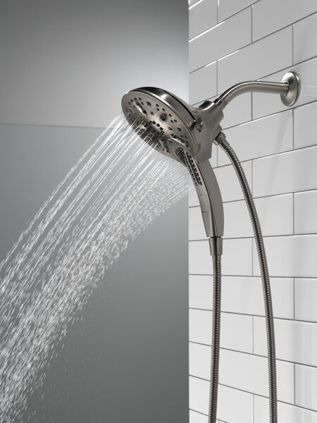 In2ition® H<sub>2</sub>Okinetic® 5-Setting Two-in-One Shower, image 21