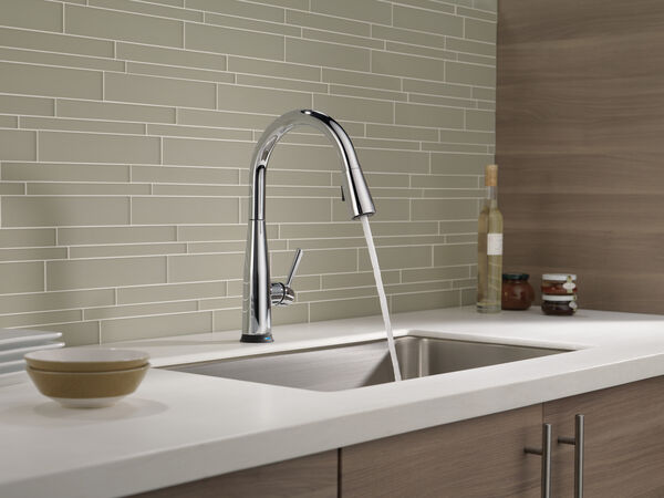 VoiceIQ™ Single Handle Pull-Down Faucet with Touch20® Technology, image 12