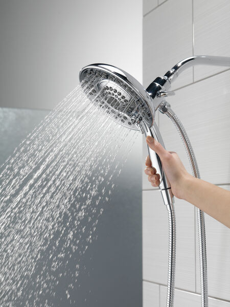 In2ition® 5-Setting Two-in-One Shower, image 6