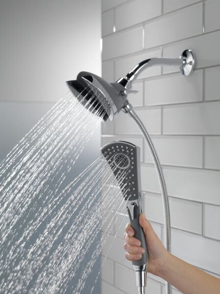 In2ition® 4-Setting Two-in-One Shower, image 7