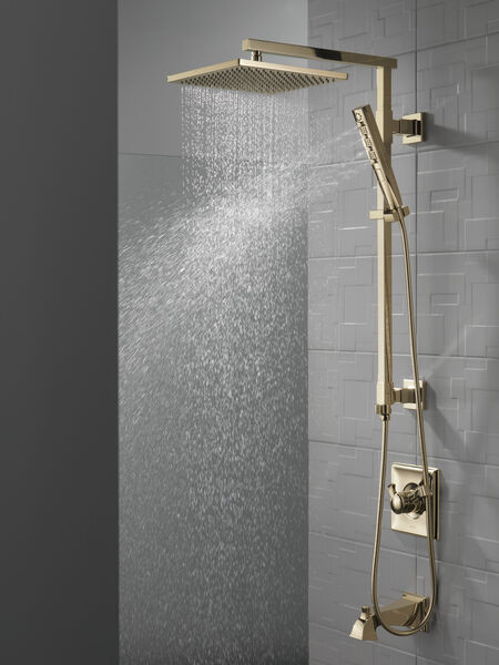 H<sub>2</sub>Okinetic® 4-Setting Hand Shower, image 8