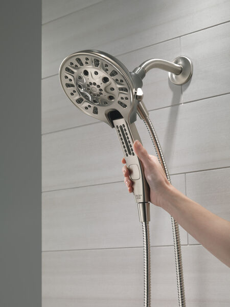 H2Okinetic® In2ition® 5-Setting Two-in-One Shower, image 6