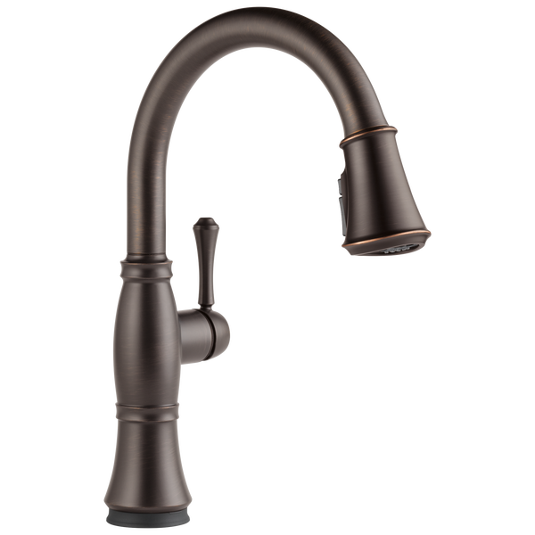 Single Handle Pull-Down Kitchen Faucet with Touch<sub>2</sub>O® and ShieldSpray® Technologies, image 1