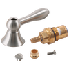 Metal Lever Handle w/ Cartridge - Pot Filler
