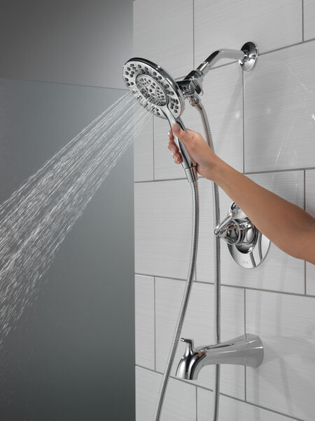 14 Series Tub & Shower Trim with In2ition®, image 5