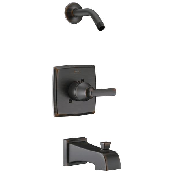Monitor® 14 Series Tub & Shower Trim - Less Head, image 1