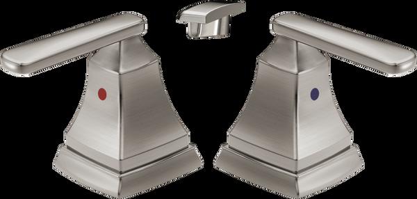 Metal Lever Handle Set, image 2