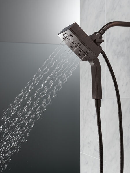 H<sub>2</sub>Okinetic® In2ition® 4-Setting Two-in-One Shower, image 15