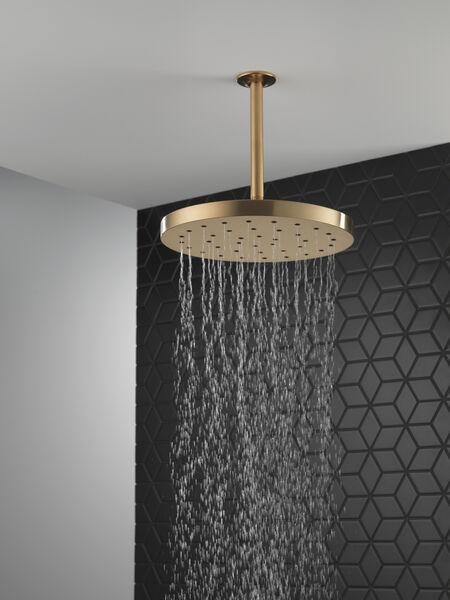 H2Okinetic® Single Setting Shower Head with UltraSoak™, image 5