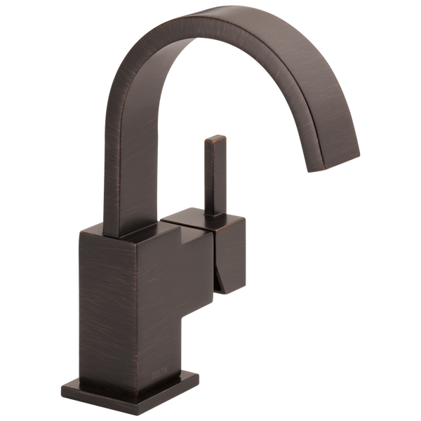 Single Handle Bathroom Faucet, image 1