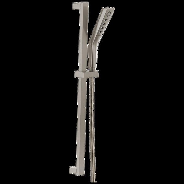 H<sub>2</sub>Okinetic® 3-Setting Slide Bar Hand Shower, image 1