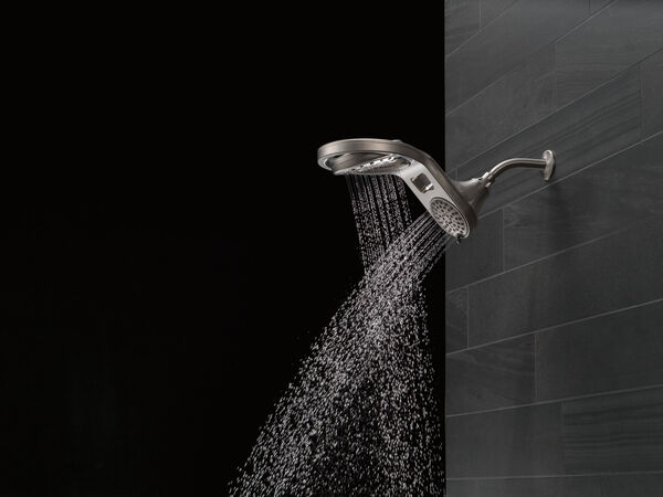 HydroRain® 5-Setting Two-in-One Shower Head, image 40